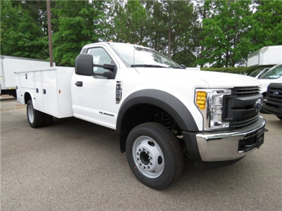 2017 F-450 Regular Cab DRW, Knapheide Standard Service Body Service Body #T789782 - photo 3