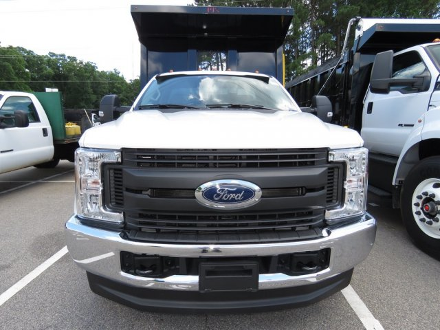 2017 F-350 Regular Cab DRW 4x4, PJ's Truck Bodies & Equipment Landscape Dump #T789879 - photo 5