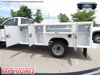 2017 F-450 Regular Cab DRW 4x4, Reading SL Service Body #T790016 - photo 5