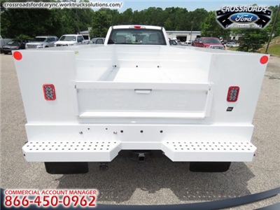 2017 F-450 Regular Cab DRW 4x4, Reading SL Service Body #T790016 - photo 6