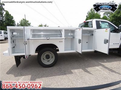 2017 F-450 Regular Cab DRW 4x4, Reading SL Service Body #T790016 - photo 2