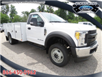 2017 F-450 Regular Cab DRW 4x4, Reading SL Service Body #T790016 - photo 1