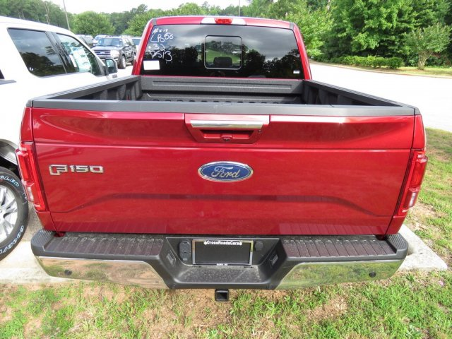 2017 F-150 Crew Cab 4x4 Pickup #T790091 - photo 2