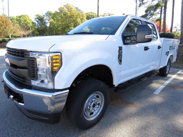 2017 F-250 Crew Cab 4x4, Reading SL Service Body Service Body #T790804 - photo 1