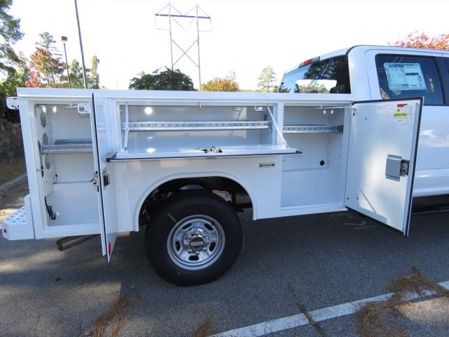 2017 F-250 Crew Cab 4x4, Reading SL Service Body Service Body #T790804 - photo 6