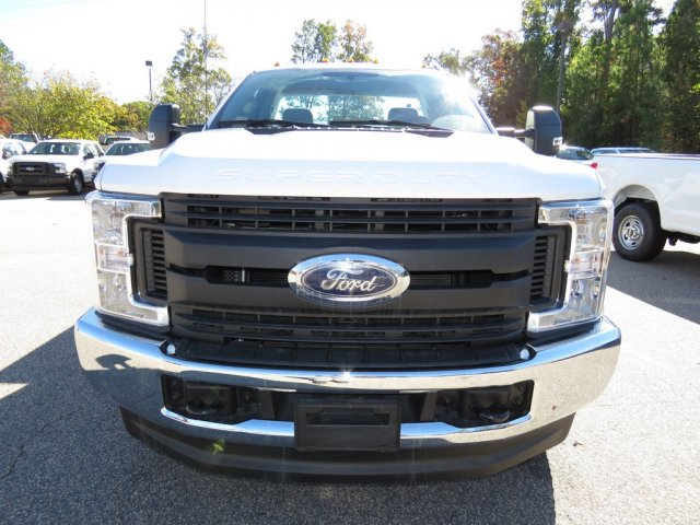 2017 F-350 Regular Cab DRW 4x4,  Reading Service Body #T790818 - photo 5