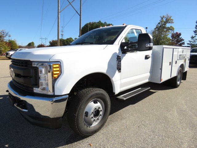 2017 F-350 Regular Cab DRW 4x4,  Reading Service Body #T790818 - photo 3