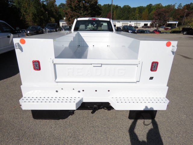 2017 F-350 Regular Cab DRW 4x4,  Reading Service Body #T790818 - photo 6
