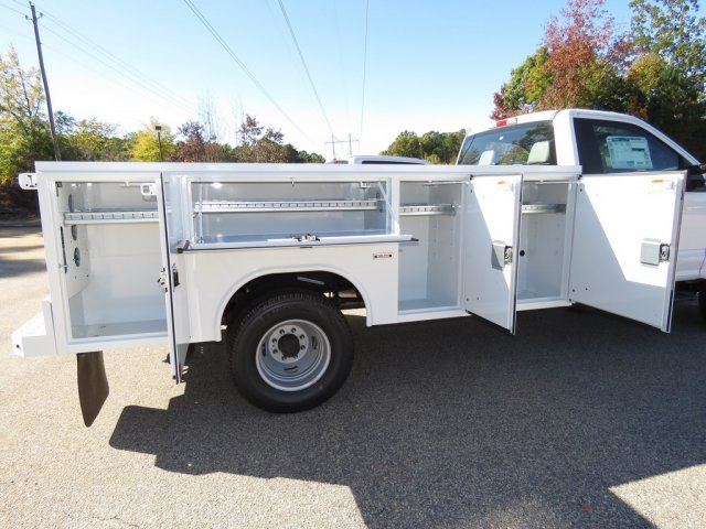 2017 F-350 Regular Cab DRW 4x4,  Reading Service Body #T790818 - photo 2