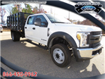 2017 F-550 Crew Cab DRW, Reading Stake Bed #T790859 - photo 1