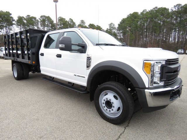 2017 F-550 Crew Cab DRW Stake Bed #T790868 - photo 3