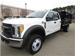 2017 F-550 Crew Cab DRW Stake Bed #T790868 - photo 1