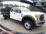 2017 F-550 Crew Cab DRW, Stake Bed #T790868 - photo 1