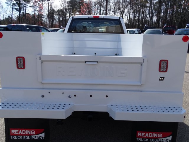 2018 F-350 Crew Cab DRW 4x4,  Reading Service Body #T796536 - photo 30