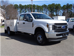 2018 F-350 Crew Cab DRW 4x4,  Reading Service Body #T796536 - photo 1