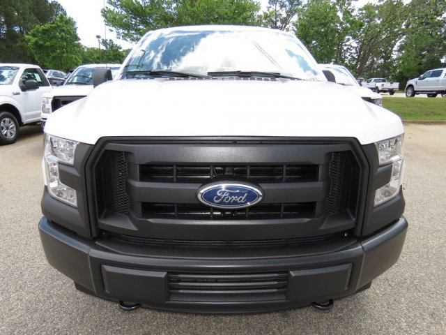 2017 F-150 Super Cab 4x4 Pickup #T79850 - photo 4