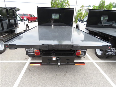 2017 F-450 Regular Cab DRW, PJ's Truck Bodies & Equipment Platform Body #T799022 - photo 2