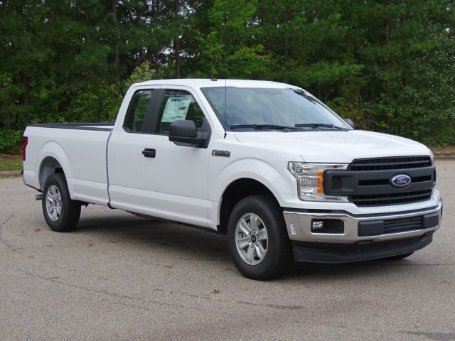 2018 F-150 Super Cab 4x2,  Pickup #T819114 - photo 3