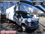 2018 E-450, Cutaway Van #T869040 - photo 1