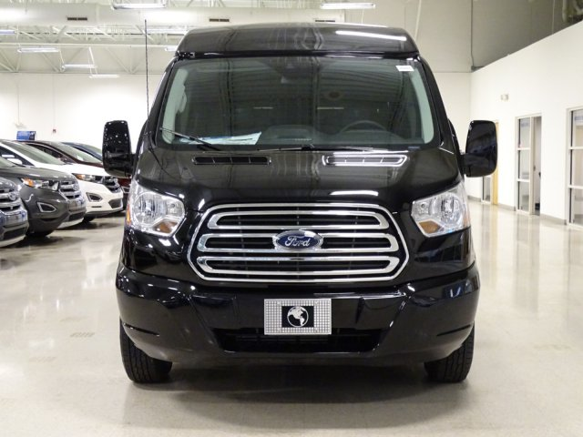 2018 Transit 150 Low Roof 4x2,  Passenger Wagon #T869045 - photo 8