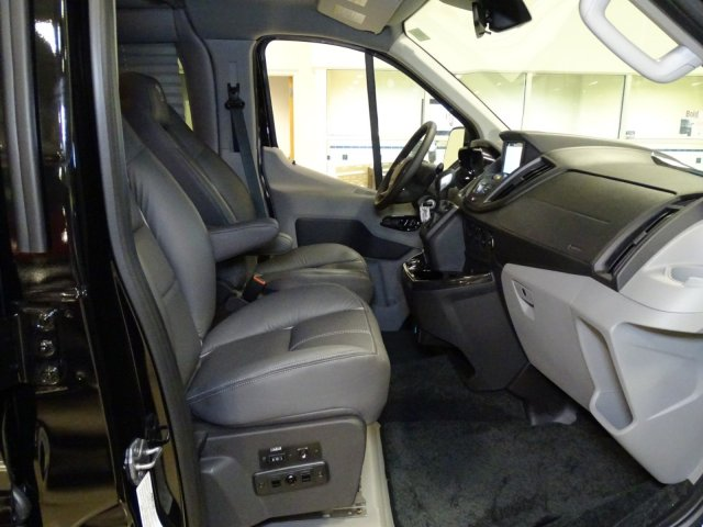 2018 Transit 150 Low Roof 4x2,  Passenger Wagon #T869045 - photo 29