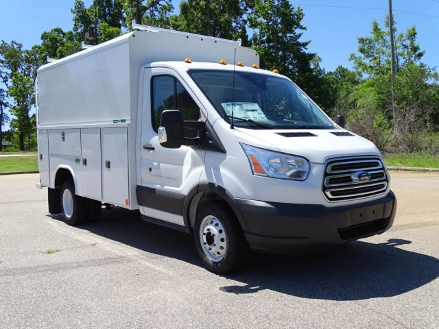 2018 Transit 350 HD DRW,  Reading Service Utility Van #T869249 - photo 3