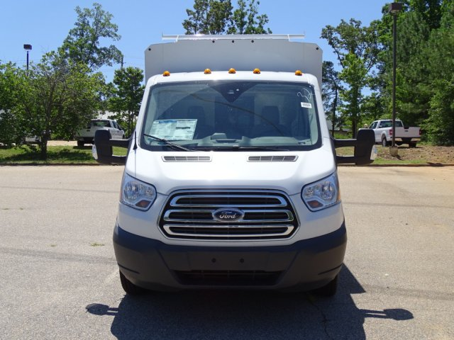 2018 Transit 350 HD DRW,  Reading Service Utility Van #T869249 - photo 8