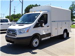 2018 Transit 350 HD DRW,  Reading Service Utility Van #T869249 - photo 1