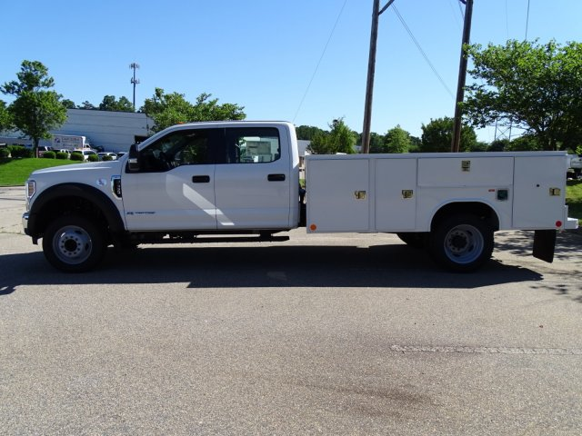 2018 F-450 Crew Cab DRW 4x2,  Reading Service Body #T869253 - photo 7