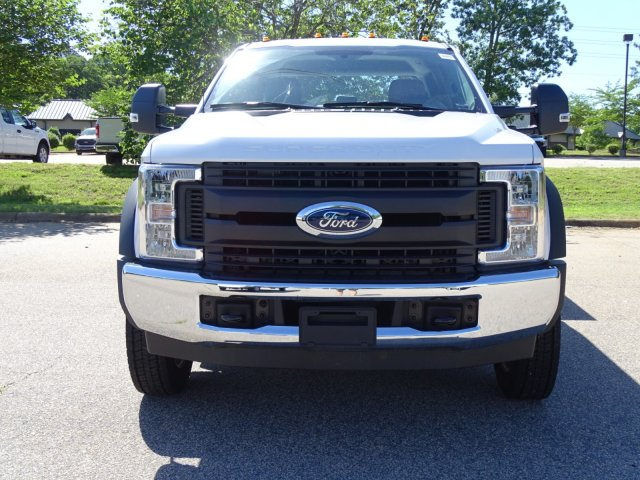 2018 F-450 Crew Cab DRW 4x2,  Reading Service Body #T869253 - photo 8