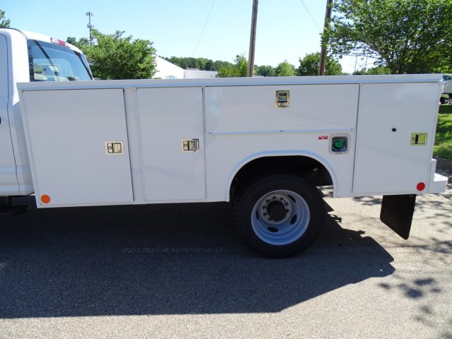 2018 F-450 Crew Cab DRW 4x2,  Reading Service Body #T869253 - photo 34