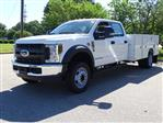 2018 F-450 Crew Cab DRW 4x2,  Reading Service Body #T869253 - photo 1