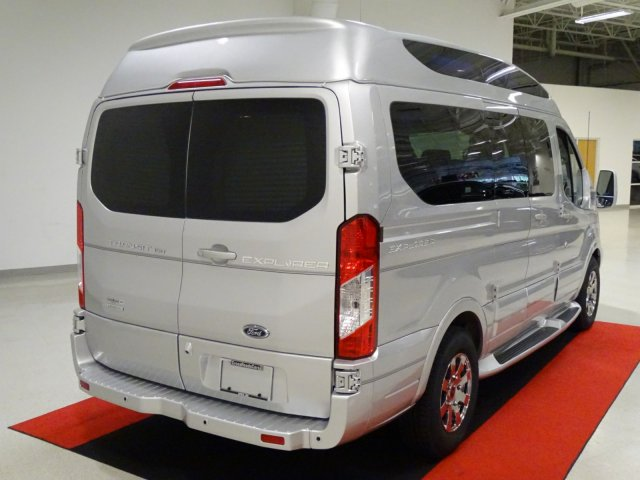 2018 Transit 150 Low Roof 4x2,  Passenger Wagon #T869283 - photo 5