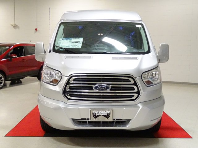 2018 Transit 150 Low Roof 4x2,  Passenger Wagon #T869283 - photo 8