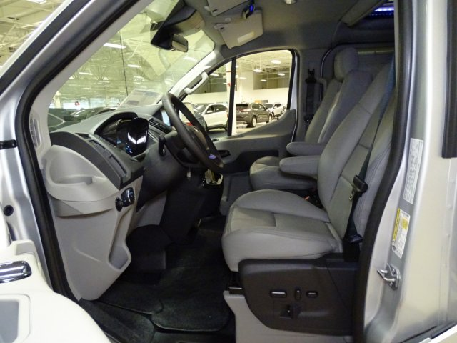 2018 Transit 150 Low Roof 4x2,  Passenger Wagon #T869283 - photo 12