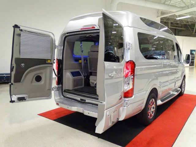 2018 Transit 150 Low Roof 4x2,  Passenger Wagon #T869283 - photo 36