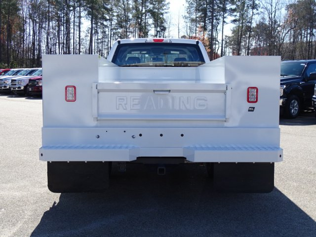 2018 F-350 Crew Cab DRW 4x2,  Reading Service Body #T879793 - photo 6