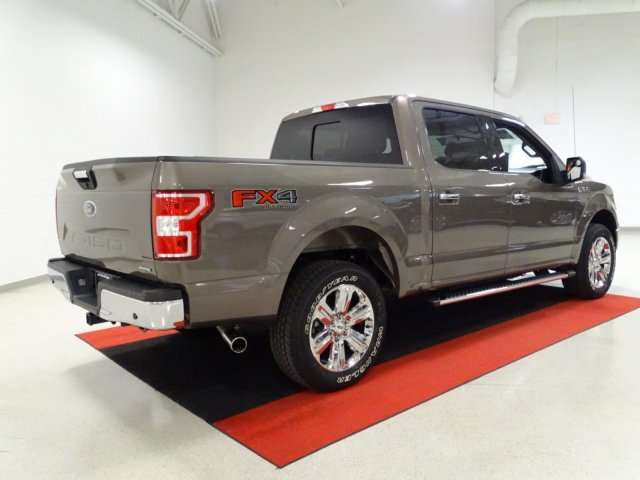 2018 F-150 Crew Cab 4x4, Pickup #T889007 - photo 2