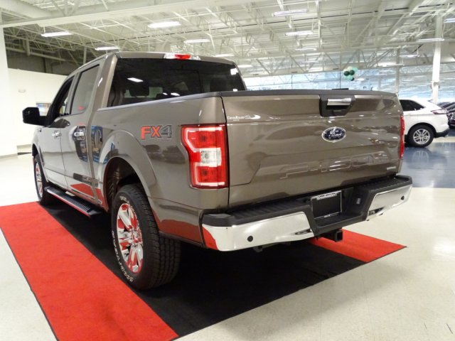 2018 F-150 Crew Cab 4x4, Pickup #T889007 - photo 5
