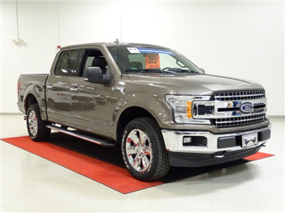 2018 F-150 Crew Cab 4x4, Pickup #T889007 - photo 1