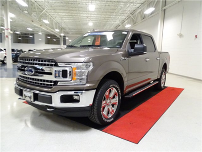 2018 F-150 Crew Cab 4x4, Pickup #T889007 - photo 7