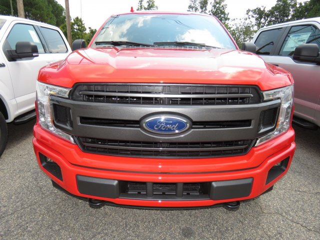 2018 F-150 Crew Cab 4x4 Pickup #T889043 - photo 4