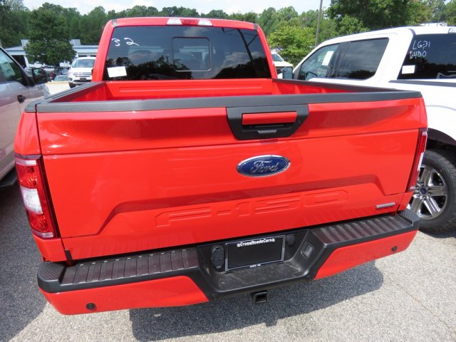 2018 F-150 Crew Cab 4x4 Pickup #T889043 - photo 2