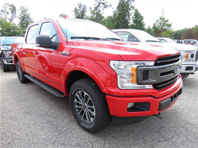 2018 F-150 Crew Cab 4x4 Pickup #T889043 - photo 3