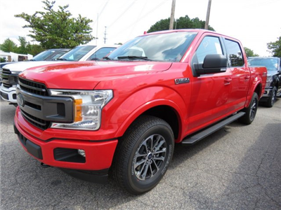 2018 F-150 Crew Cab 4x4 Pickup #T889043 - photo 1