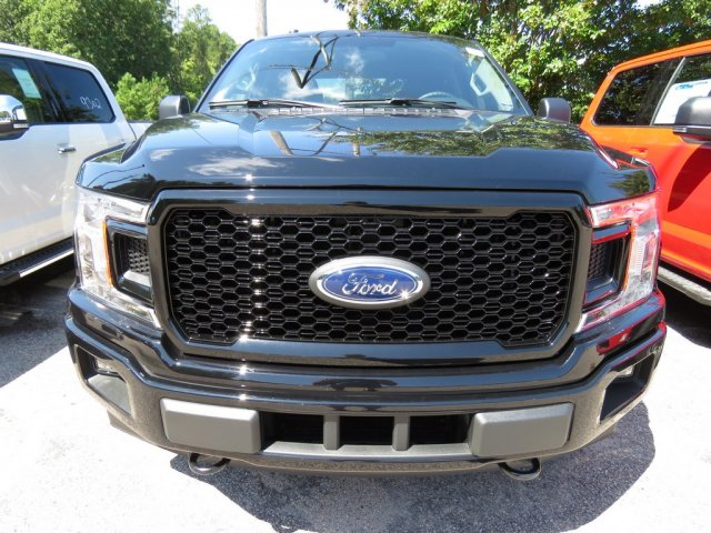 2018 F-150 Crew Cab 4x4 Pickup #T889060 - photo 4
