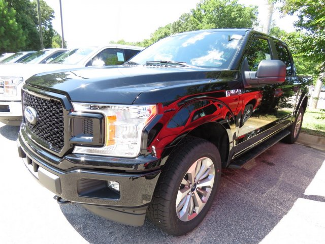 2018 F-150 Crew Cab 4x4 Pickup #T889060 - photo 1