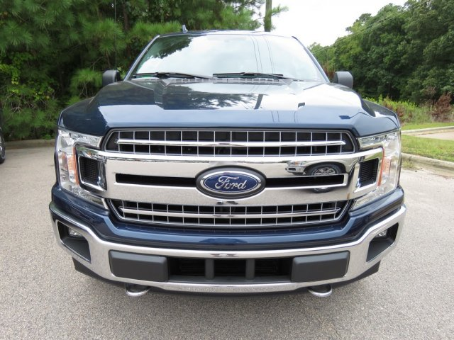 2018 F-150 Crew Cab 4x4 Pickup #T889061 - photo 4