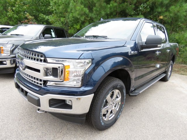 2018 F-150 Crew Cab 4x4 Pickup #T889061 - photo 1