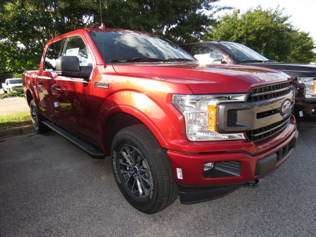 2018 F-150 SuperCrew Cab 4x4, Pickup #T889068 - photo 3